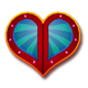Dungeon Hearts Badge 4