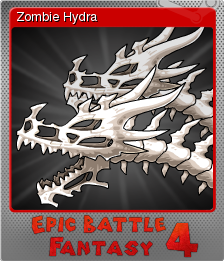 Epic Battle Fantasy 4 Foil 13