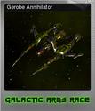 Galactic Arms Race Foil 3