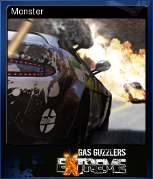 Gas Guzzlers Extreme Card 2