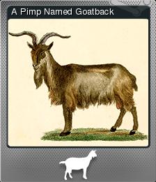 Goat Simulator Foil 2