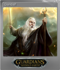 Guardians of Middle-earth Foil 3