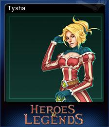 Heroes & Legends Conquerors of Kolhar Card 7