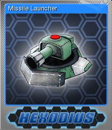 Hexodius Foil 5