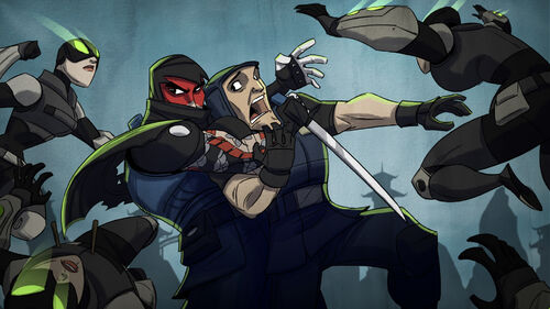 Mark of the Ninja Artwork 5