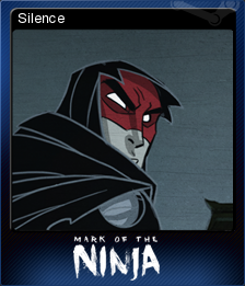 Mark of the Ninja Card 7