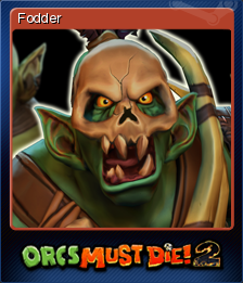 Orcs Must Die! 2 Card 4