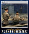 Planet Alcatraz Card 1