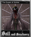 Salt and Sanctuary Foil 2