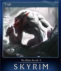 The Elder Scrolls V Skyrim Card 7
