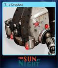 The Sun at Night Card 1