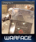 Warface Card 3