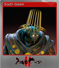 Zeno Clash 2 Foil 7