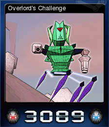 3089 Futuristic Action RPG Card 7
