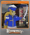 Acorn Assault Rodent Revolution Foil 5