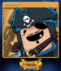 Assassins vs Pirates Card 4