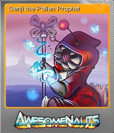 Awesomenauts Foil 7
