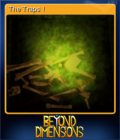 Beyond Dimensions Card 1