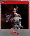 Blood Knights Foil 1