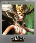 Chaos Heroes Online Foil 5