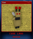 Cube Land Arena Card 1