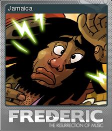 Frederic Resurrection of Music Foil 2