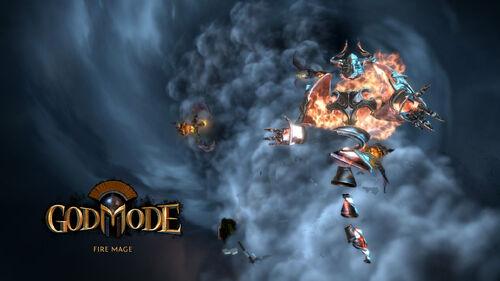 God Mode Artwork 5