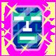 Guacamelee Badge Foil
