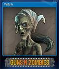 Guns n Zombies Card 3