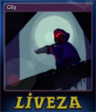 Liveza Death of the Earth Card 2