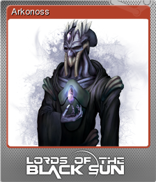 Lords of the Black Sun Foil 1