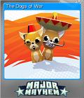 Major Mayhem Card 05 Foil