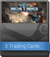 Mechs Mercs Black Talons Booster Pack