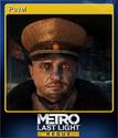 Metro Last Light Redux Card 9
