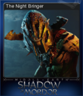 Middle-earth Shadow of Mordor Card 4