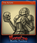 Monstro Battle Tactics Card 5