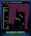 Neon Hardcorps Card 1