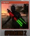Operation Z Foil 4