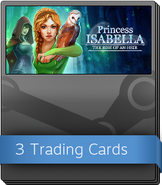 Princess Isabella The Rise of an Heir Booster Pack