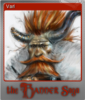 The Banner Saga Foil 1