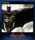 Batman Arkham Knight Card 3