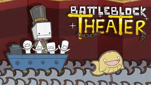 BattleBlock Theater Artwork 08
