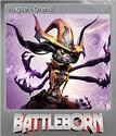 Battleborn Foil 6