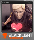 Blacklight Retribution Card 05 Foil