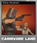Carnivore Land Foil 4