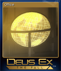 Deus Ex The Fall Card 2