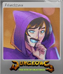 Dungeons The Eye of Draconus Foil 4