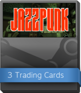 Jazzpunk Booster Pack
