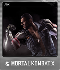 Mortal Kombat X Foil 1
