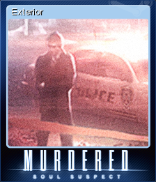 Murdered Soul Suspect Card 5
